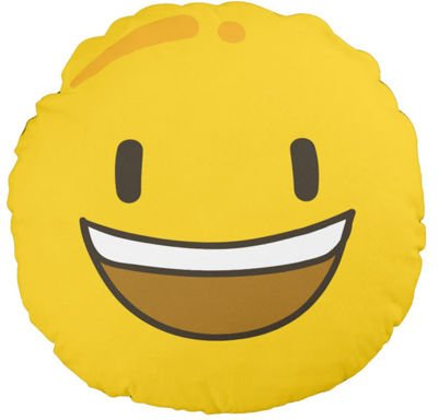 Pduszka jasiek smiley EMOJI EMOTICON EMOTKA pod-3108
