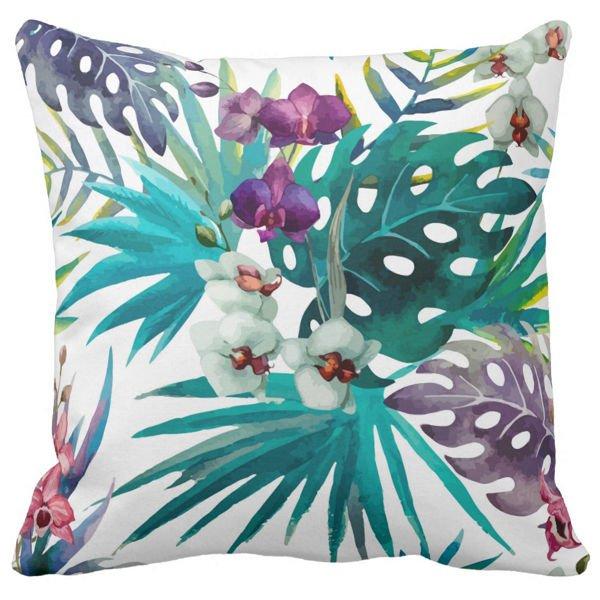 Poduszka Dekoracyjna Kwiaty Tropic Pod 6520