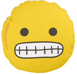 Pduszka jasiek Grimacing EMOJI EMOTICON EMOTKA pod-3109