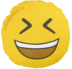 Pduszka jasiek Laughing EMOJI EMOTICON EMOTKA pod-3113